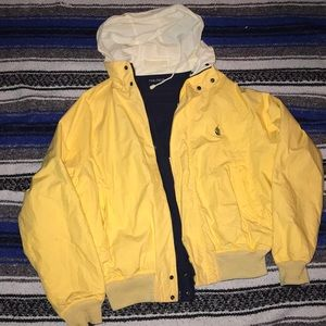 Nautica Jackets & Coats - Vintage Reversible Nautica Jacket ⛵️🔥